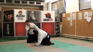 suwari waza tsuki yonkyo [AIKIDO]  basic technique