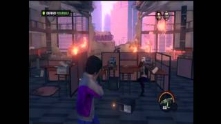 Saints Row : The Third - Walkthrough Part1 - Mission1 - When Good Heists Go Bad.