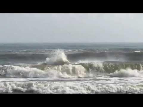 rickter mx1 first wave ride