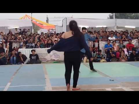 Delhi University Dance Competition