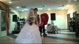 Очень красивый и нежный первый  свадебный танец молодых