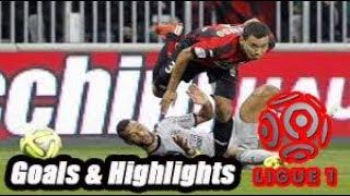 Nice vs Reims - Goals & Highlights - Ligue 1 18-19