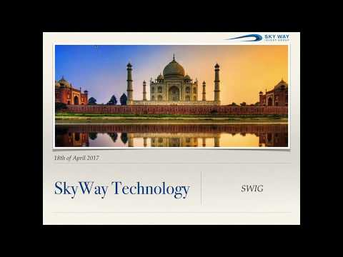 SkyWay Technology Introduction India