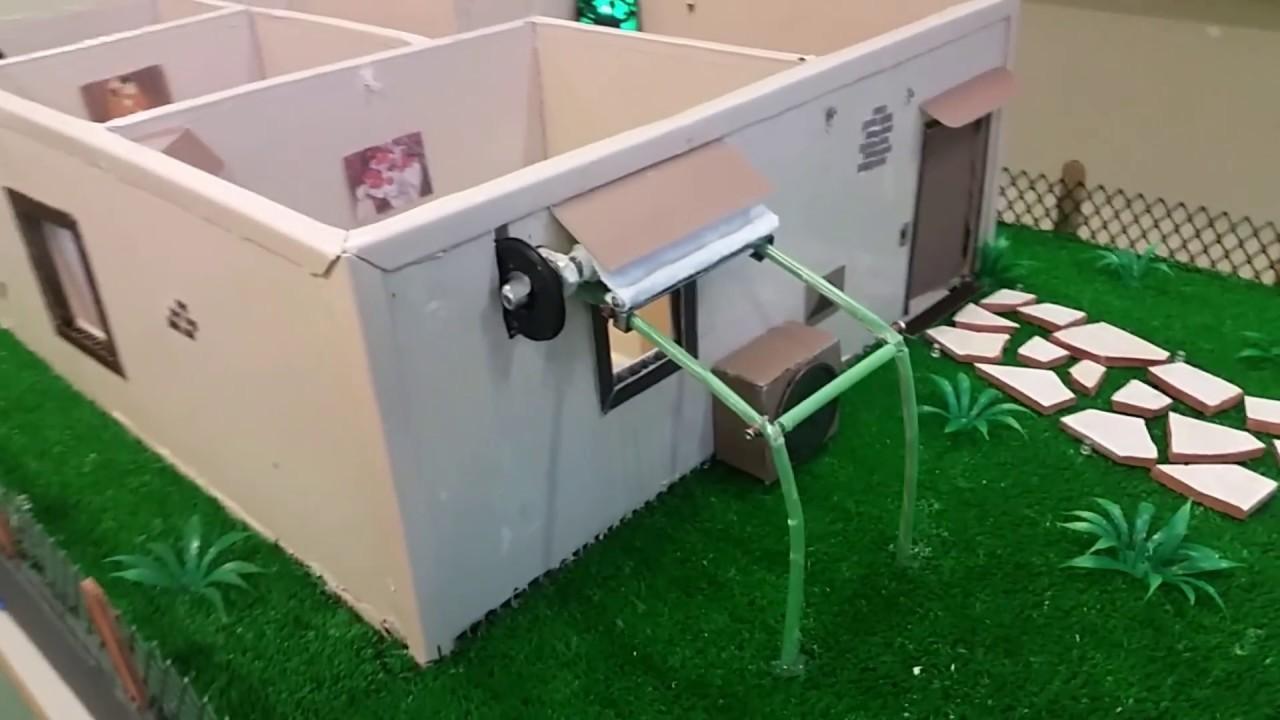 Progetto di una casa domotica con arduino e telosb youtube for Progetto di una casa