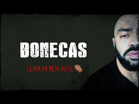 A CASA DAS BONECAS - Lenda Urbana
