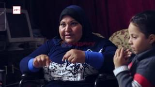 ''أم'' قعيدة: مصر غير مؤهلة لذوي الاحتياجات الخاصة