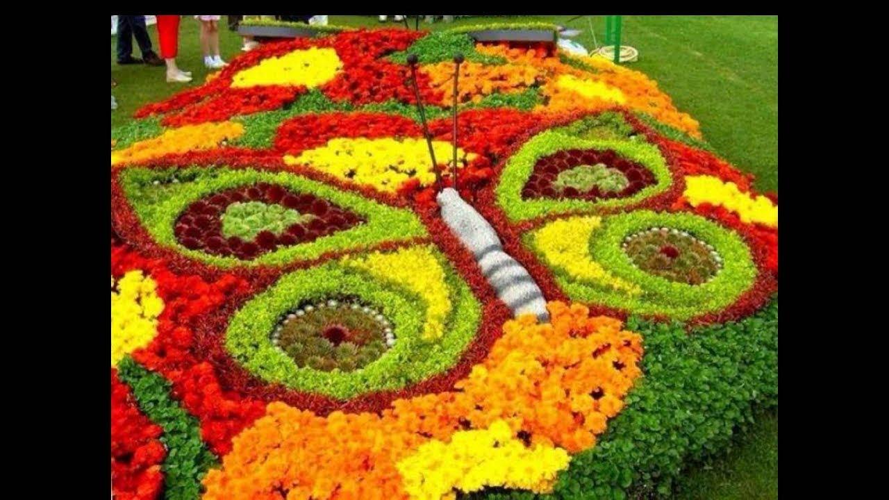 Самые неприхотливые цветы для вашего сада! Ленивая клумба