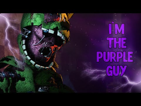 [SFM] I am The Purple Guy by DAGames