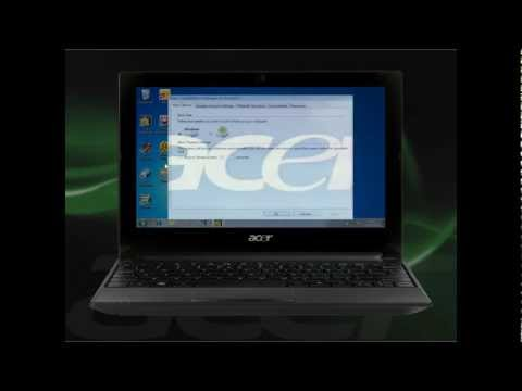 Acer AspireOne D255 How to restore Android System