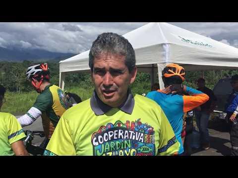 Cicloruta Las Ortigas - Sucúa