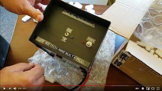 Tech Nine Technology DD 400 Linear Amplifier Unboxing