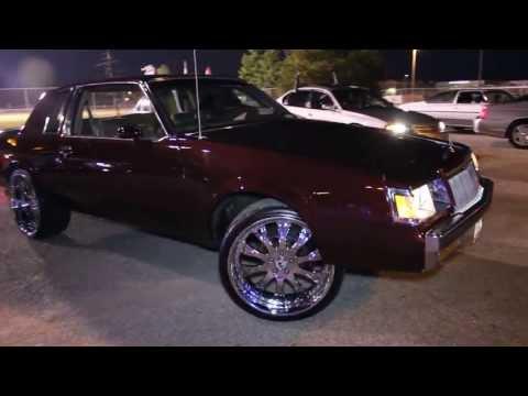 Whips leaving car show (E. St. Louis, IL)