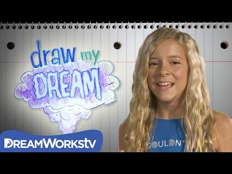 Swallowed by Taylor Lautner! | DRAW MY DREAM