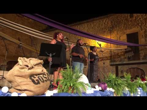 More Like Him - Trey McLaughlin and the Sounds of Zamar - Rajadell 2016