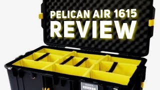 Pelican Case Air 1615 Review
