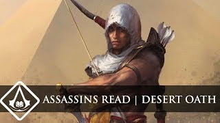 Assassins Read #13 - Desert Oath (Assassin's Creed Origins prequel)
