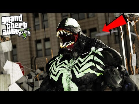 HUGE VENOM MOD UPDATE - GTA 5 Mods