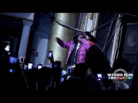 Wale - Ambition Live Performance - Rhode Island - Waxhug Films