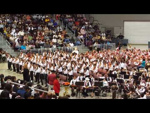"""""""Will you be There"""" by Anderson Academy- The 2017 Strings Festival (AldineIsd)"""