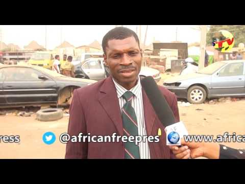 On The Street With African Free Press: Should Polygamy Be Legalized In Nigeria?
