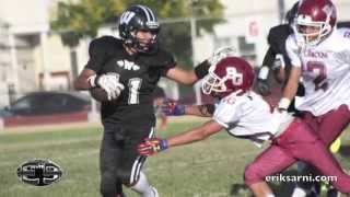 Boyle Heights Wolfpack Football is Back 2014