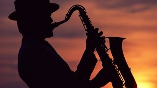 В ночь одинокого саксофона! In the lonely night saxophone !Музыка для души..(sequencer)