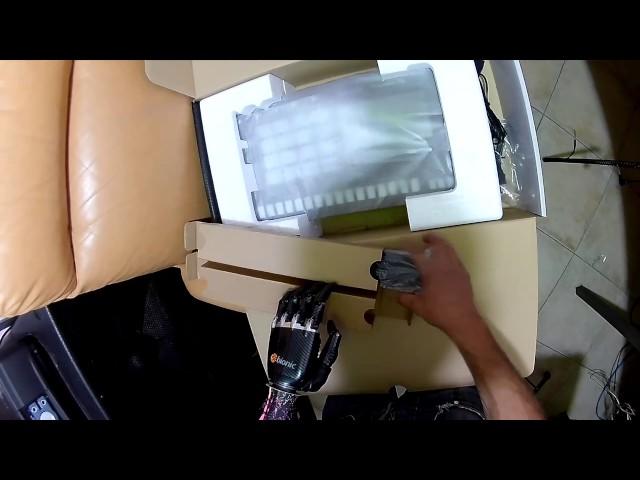 TORAIZ SP-16 unboxing tutorial ita italiano
