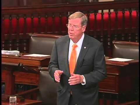 Isakson Floor Remarks on Noah Harris, Iraq
