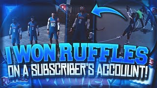 Video I WON RUFFLES ON MY SUBSCRIBERS ACCOUNT ON NBA 2K18! I GOT HIM UNLIMITED BOOST AND HIS PURE SHARP! download MP3, 3GP, MP4, WEBM, AVI, FLV Juli 2018