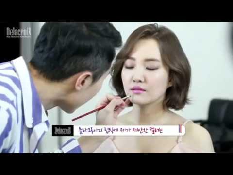 클레어스코리아 들라크루아 윤하 인터뷰 메이킹 영상 Delacroix Younha interview