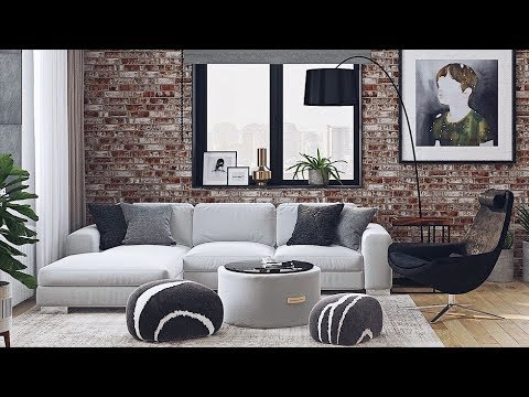 Interior design small living room 2019 home decorating - Decor for small living room on budget ...