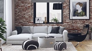 Interior Design For Small Living Room 2019 / Home Decorating Ideas