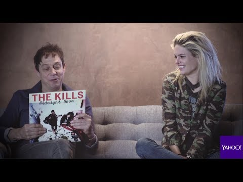 Backspin: The Kills on 'Midnight Boom'