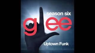 Glee - Uptown Funk (DOWNLOAD MP3+LYRICS)