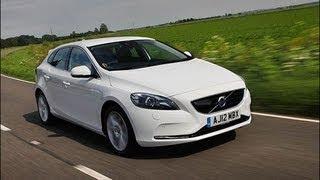 Auto Report 2012 - The New Volvo V40 D2 SE Nav