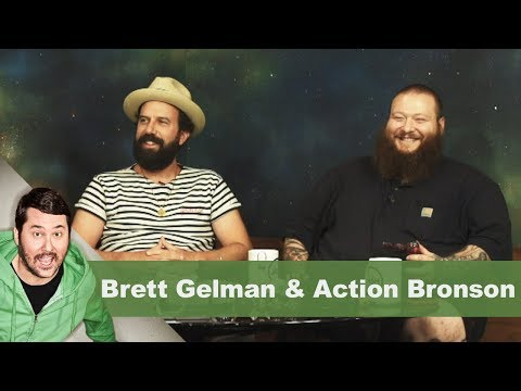 Brett Gelman & Action Bronson  Getting Doug with High