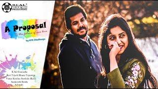 Real Productions: A Proposal Telugu short film 2018 | English subtitles