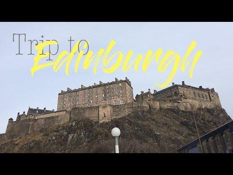 Trip to Edinburgh - VLOG (English) | Simply Living ♥