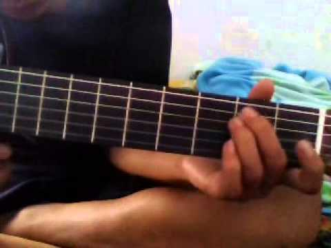 KILLING ME INSIDE - BIARLAH (GUITAR LESSON) by GIO BOCAH
