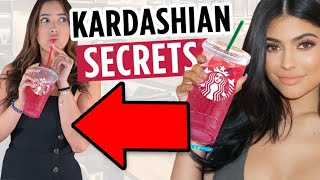 TRYING EVERY KARDASHIAN STARBUCKS DRINK | Mar