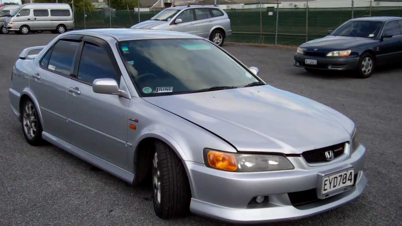 2001 Honda Accord Euro R Cash4cars Sold Youtube