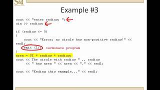 C++ Lesson 4.0 - If Else Statement