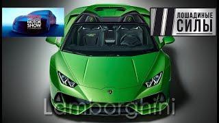 Lamborghini Huracan EVO Spyder. Женевский автосалон 2019