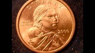 2000-P Cheerios Sacagawea Gold Dollar Coins Are Worth $5,000+