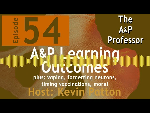 Revisiting A&P Learning Outcomes | TAPP Radio Episode 54