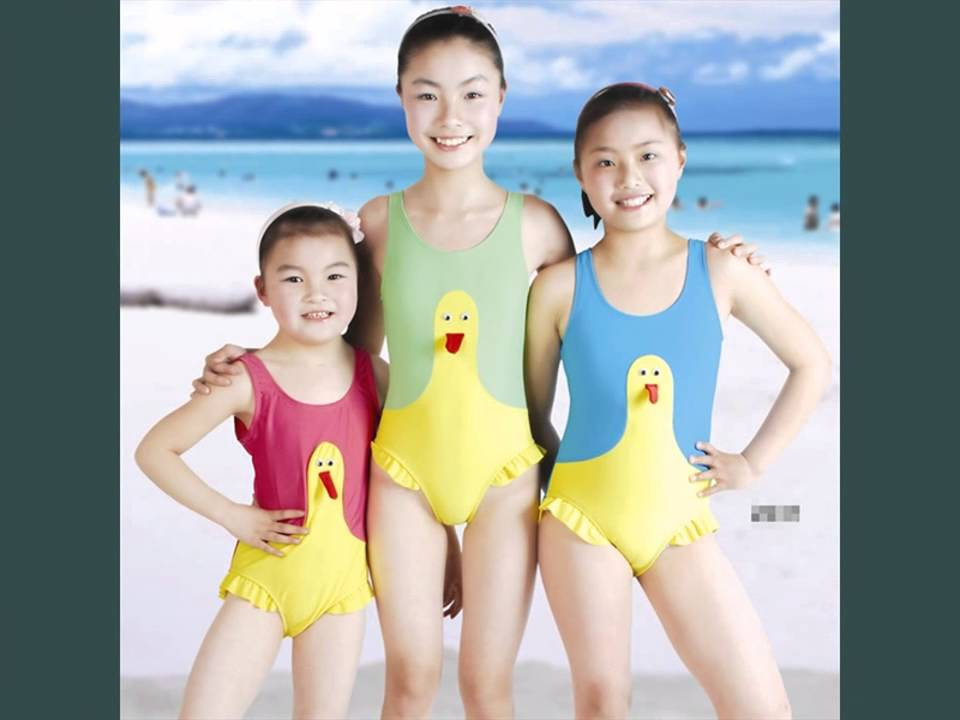Kids Cute Swim Suit Picture Collection And Swimwear Ideas Kids