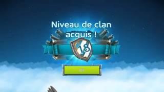 Petit plagia Clash of Clans : Cloud Raiders