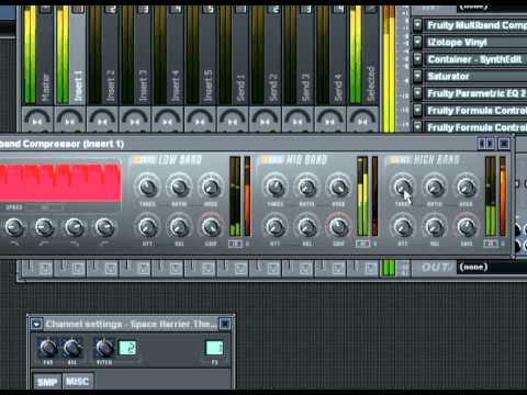 Audio Tape Emulation In Fl Studio Youtube