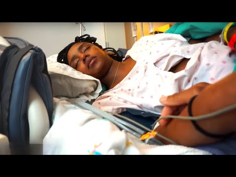 Labor and Delivery Vlog 2016 Part 1 || Routine check up turns 24hr LABOR!!