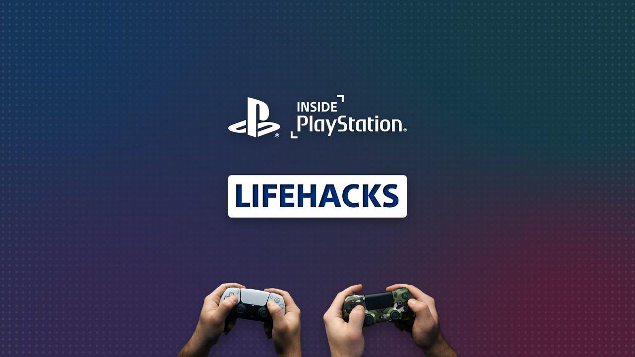 Die PlayStation Lifehacks der Woche #Shorts